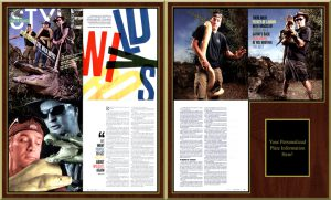 Magazine Article Framing