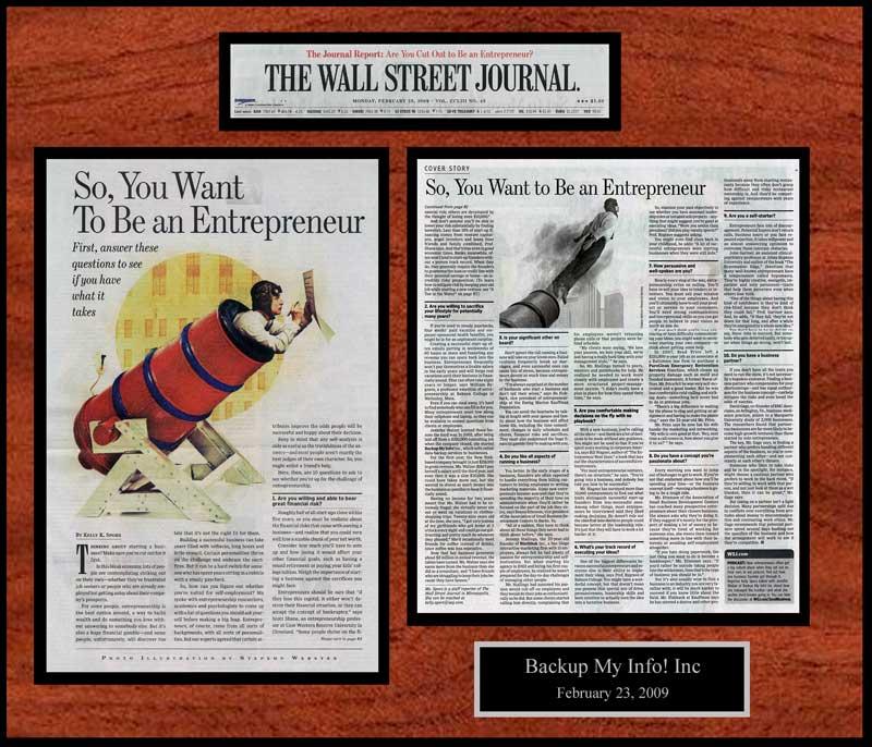 newspaper-article-wall-plaque-wall-street-journal